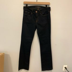J. Brand Brooke Boot Cut Jeans, Size 28